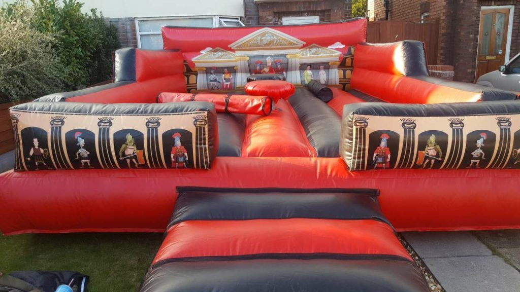 Gladiator - Southport Bouncy Castles