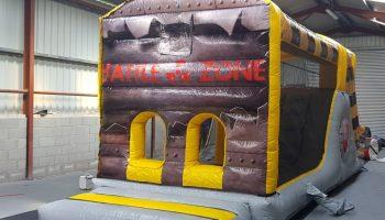Assault Course - Southport Bouncy Castles
