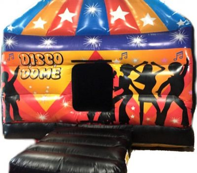 Disco Dome Bouncy Castle - Southport Bouncy Castles