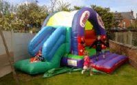 Mickey Mouse Bouncy Castle & Slide - Southport Bouncy Castles