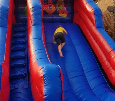 Mega Bouncy Slide - - Southport Bouncy Castles